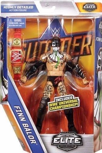 Wwe Elite Summerslam Finn Balor Universal Title Kapow Toys