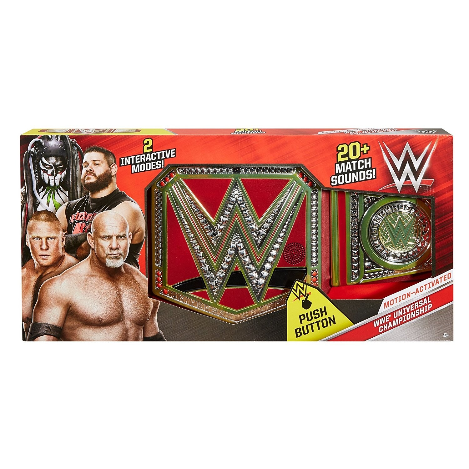 Match Sounds WWE Motion Activated  Universal Championship Belt 20