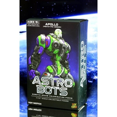 Astrobots A00 Apollo Prototype Version