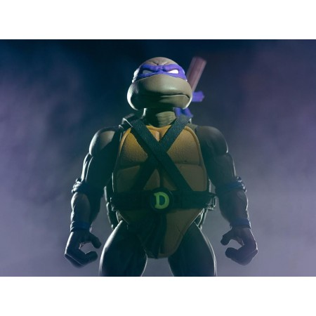 Super 7 Teenage Mutant Ninja Turtles Donatello Action Figure