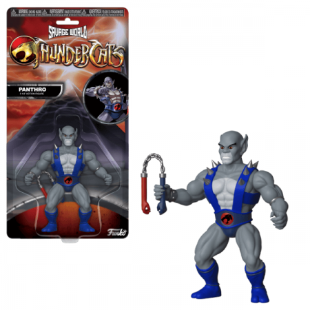 Funko Savage World Thundercats Panthro Action Figure