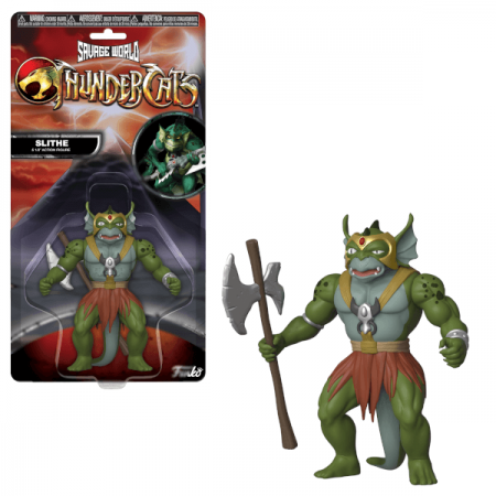 Funko Savage World Thundercats Slithe Action Figure
