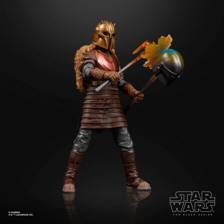 Star Wars The Mandalorian Armourer 6 Inch Action Figure