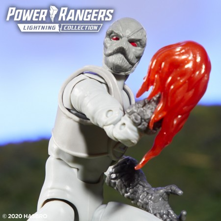 Power Rangers Lightning Collection Z Putty Action Figure