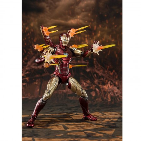Avengers Endgame S.H. Figuarts Final Battle Iron Man Action Figure