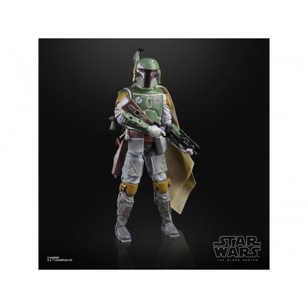 Star Wars 40th Anniversary Black Series Boba Fett ( The Empire Strikes Back )