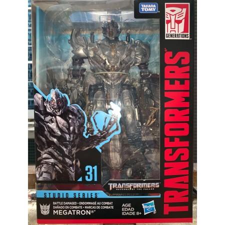 Transformers Studio Series SS-31 Battle Damaged Megatron Excl