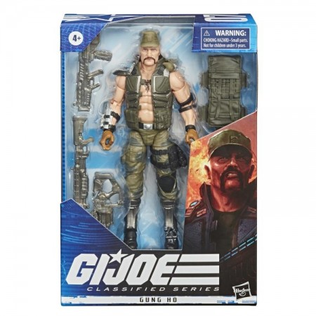 Figura de acción de G.I. Joe Classified Gung Ho