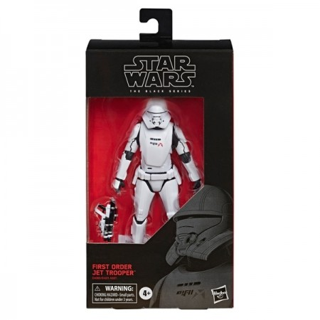Star Wars Black Series First Order Jet Trooper