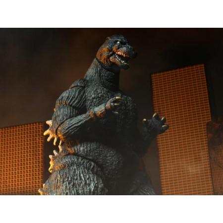 NECA Godzilla Vs Biolantte 1989 Godzilla Action Figure