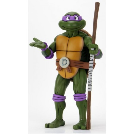 TEENAGE MUTANT NINJA TURTLES CARTOON DONATELLO SUPER SIZE 1/4 SCALE FIGURE