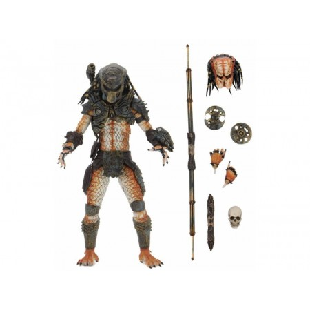 NECA Predator 2 Ultimate Stalker Predator Action Figure