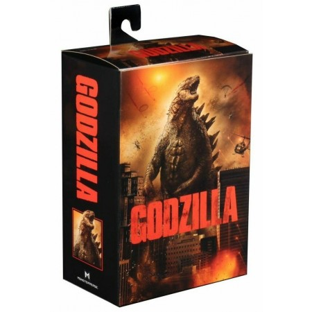 NECA Godzilla 2014 Movie 12 Inch Head to Tail Action Figure ( Boxed Reissue )