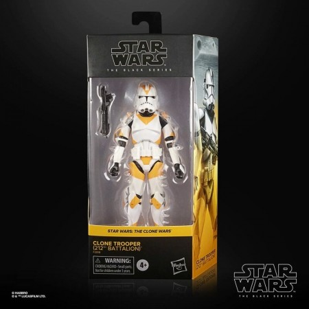 Star Wars The Black Series 212th Battalion Clone Trooper Action Figure