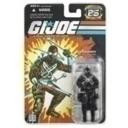 G.I. JOE 25th Anniversary Snake Eyes