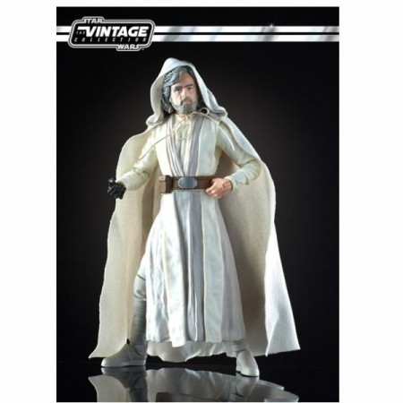 Star Wars The Vintage Collection TLJ Luke Skywalker Jedi Master