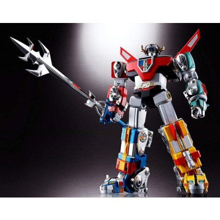 Bandai Soul Of Chogokin GX-71 Voltron ( 2nd Production Run )
