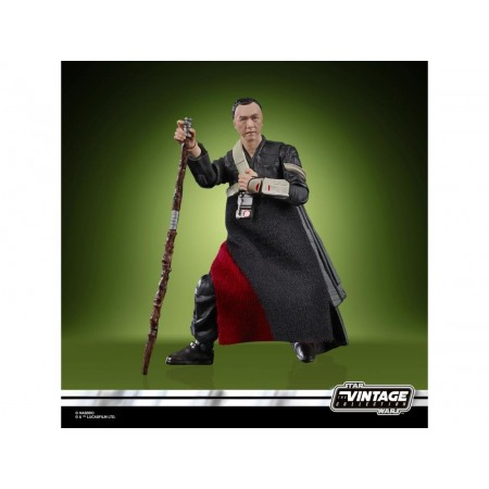 Star Wars The Vintage Collection Chirrut Imwe ( Rogue One )