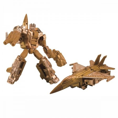 Transformers Mall Exclusive Golden Lagoon Starscream