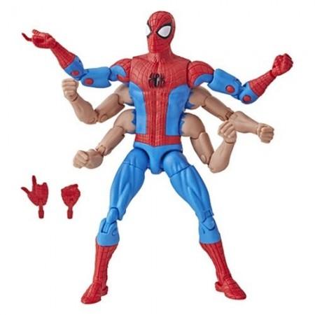 Marvel Legends 6 Armed Spider-Man Kingpin Wave