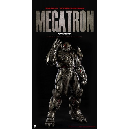 ThreeZero Transformers The Last Knight Premium Megatron ( Standard Version ) 19 Inch Figure
