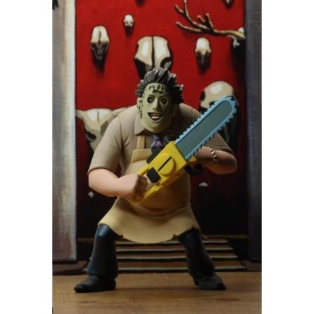 NECA Toony Terrors Wave 2 Leatherface Action Figure