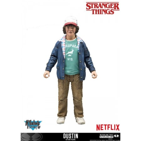 McFarlane Stranger Things Series 2 Dustin