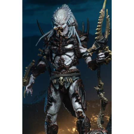 NECA Ultimate Alpha Predator 100th Edition Action Figure