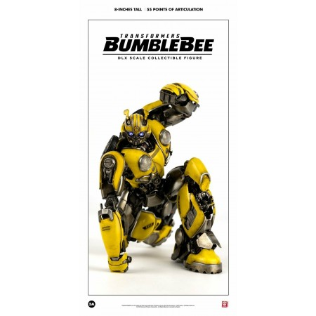 ThreeA 3A X Hasbro Bumblebee Movie Deluxe Bumblebee 8 Inch Action Figure