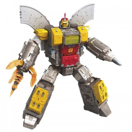 Transformers War For Cybertron Siege Omega Supreme
