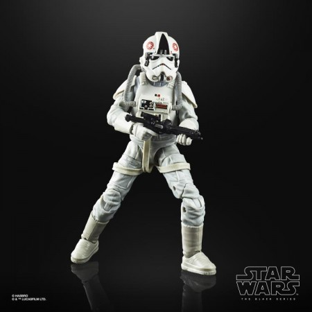 Star Wars 40th Anniversary Black Series AT-AT Driver Action Figure