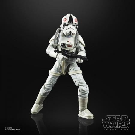 Figura de acción del conductor de Star Wars 40th Anniversary Black Series AT-AT