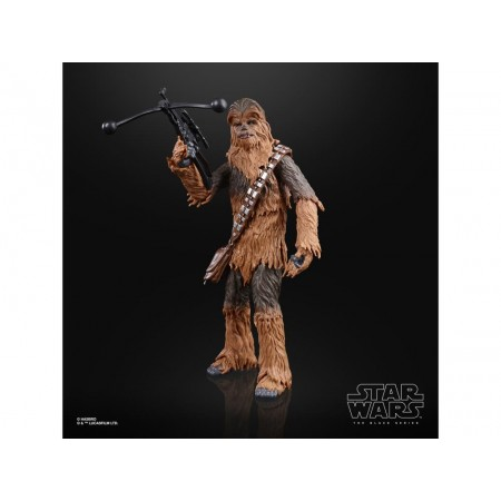Star Wars 40th Anniversary Black Series Chewbacca ( The Empire Strikes Back )