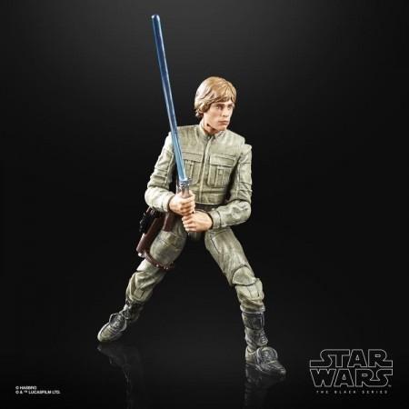 Star Wars 40th Anniversary Black Series Luke Skywalker (Bespin) Action Figure