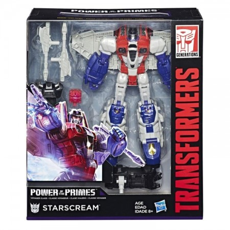 Transformers Power Of The Primes Voyager Starscream