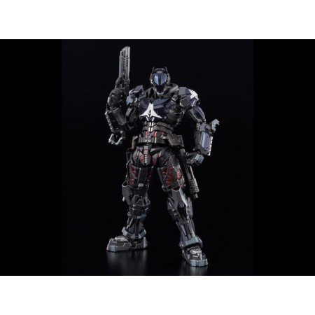 Flame Toys Batman Arkham Knight Kito Kara Kuri Action Figure