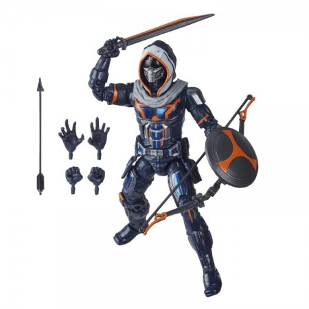 Black Widow Marvel Legends Taskmaster Action Figure