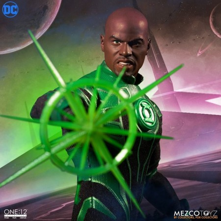 Mezco One:12 Collective Green Lantern John Stewart