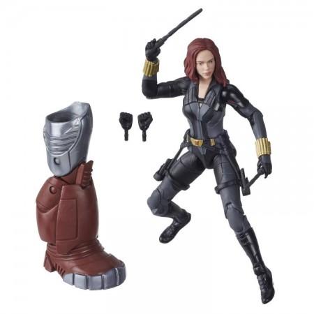 Black Widow Marvel Legends Black Widow Action Figure
