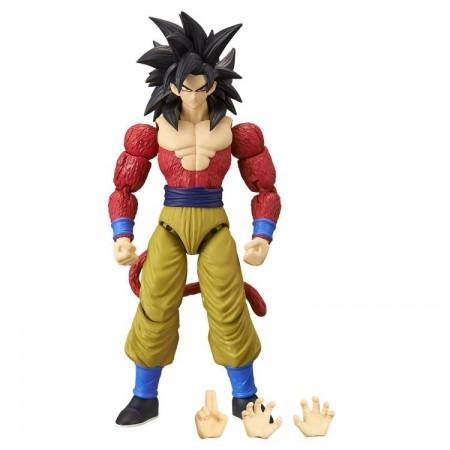 Dragon Ball Dragon Stars Super Saiyan 4 Goku Action Figure