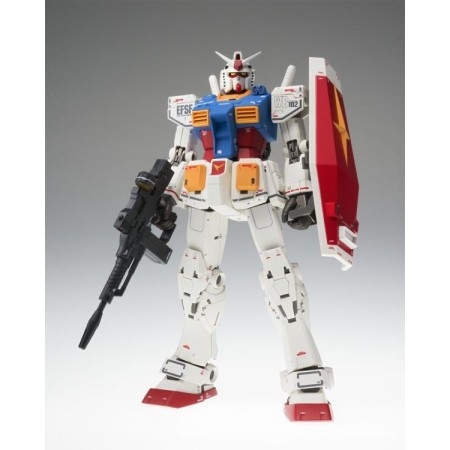 Gundam Fix Figuration Metal Composite RX-78-2 Gundam ( 40th Anniversary )