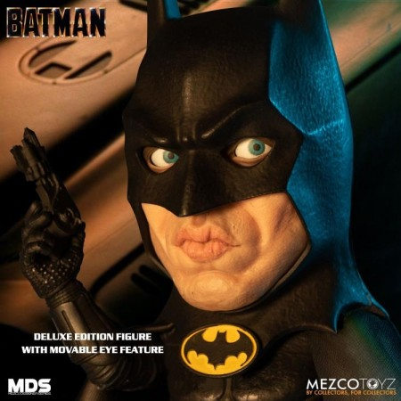 Mezco Designer Series 1989 Batman Deluxe Action Figure