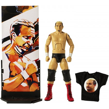 WWE Elite Series 55 James Ellsworth