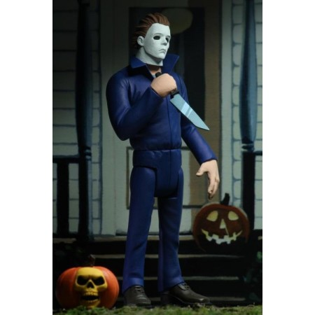 NECA Toony Terrors Wave 2 Michael Myers Action Figure