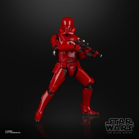 Figura de acción de Star Wars The Black Series Sith Jet Trooper