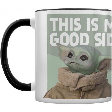 Star Wars The Mandalorian Good Side Coffee Mug