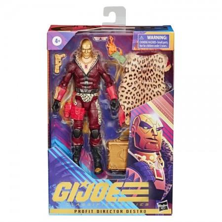 G.I. Joe Classified Profit Director Destro Action Figure