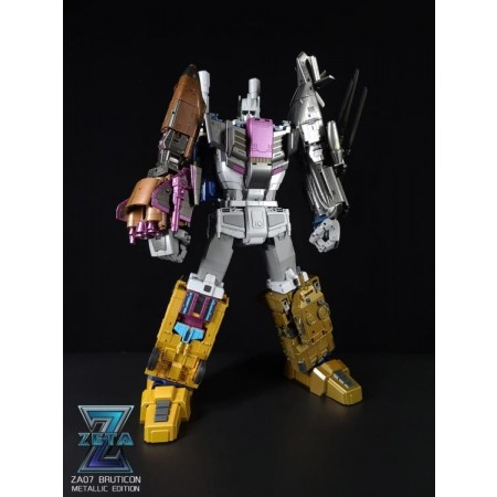 Zeta Toys ZA-07 Bruticon ( Metallic Version )