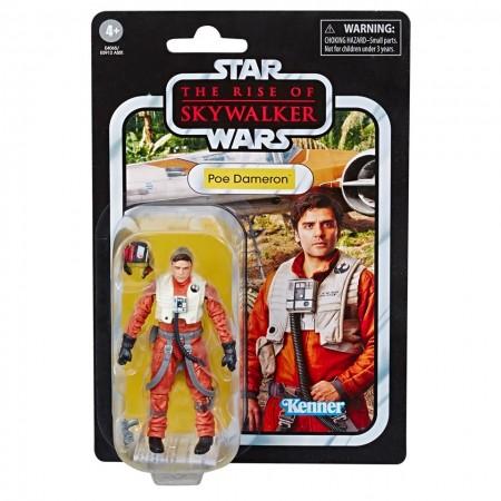 Star Wars Vintage Collection Rise Of Skywalker Poe Dameron