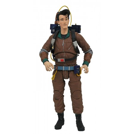 Diamond Select Real Ghostbusters Peter Venkman Action Figure